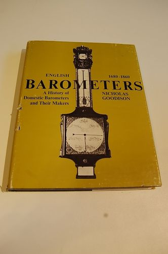A  History of Domestic Barometer and Their Makers